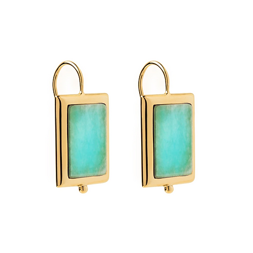 NAJO - Amazonite Earrings