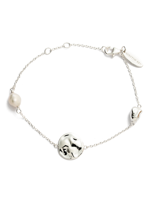 Tidal Pearl Bracelet