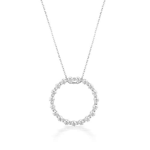 Georgini - Circle of Life Pendant (S)
