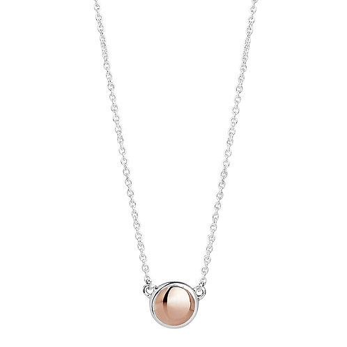 NAJO - Rosy Glimmer Necklace