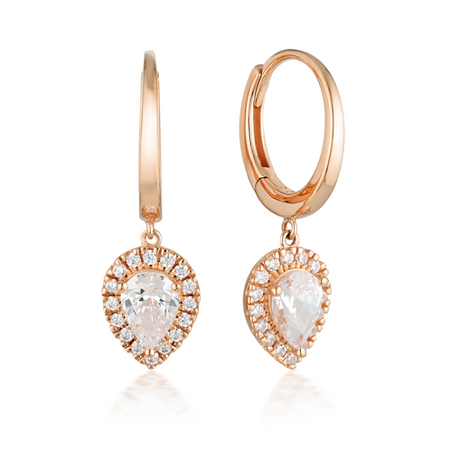Georgini - Luxe Splendore Earrings (RG)