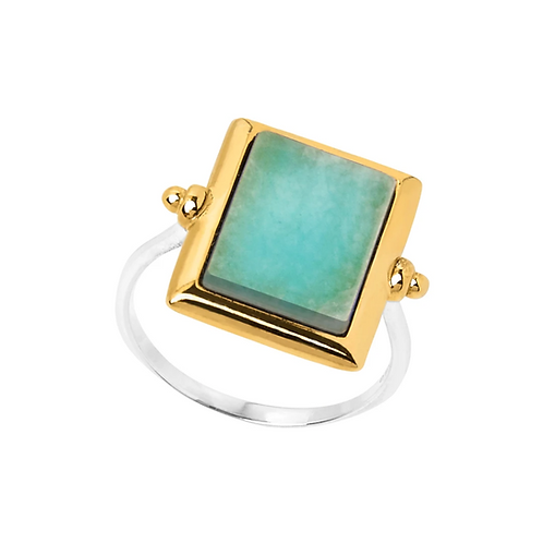 NAJO - Amazonite Ring