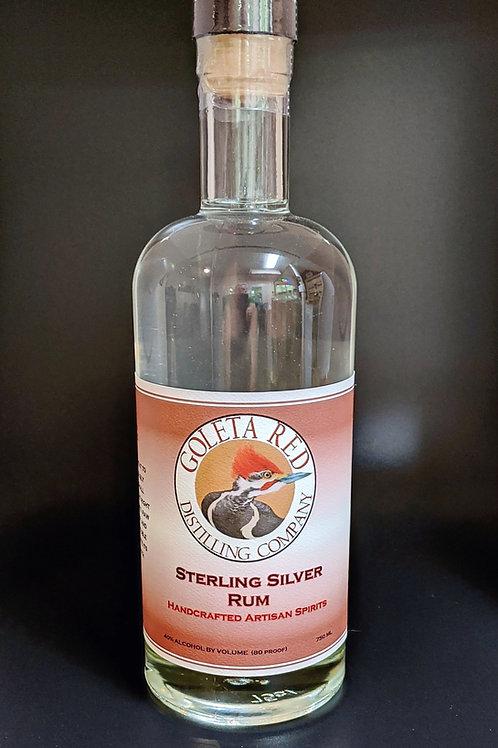Sterling Silver Rum