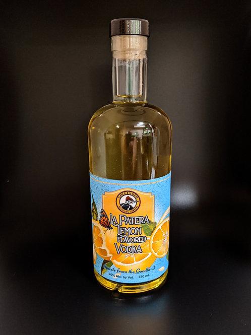 La Patera- Lemon Flavored Vodka