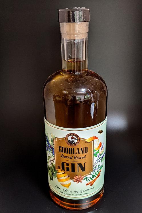 Goodland Barrel Rested Gin