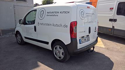 KFZ-Beklebung