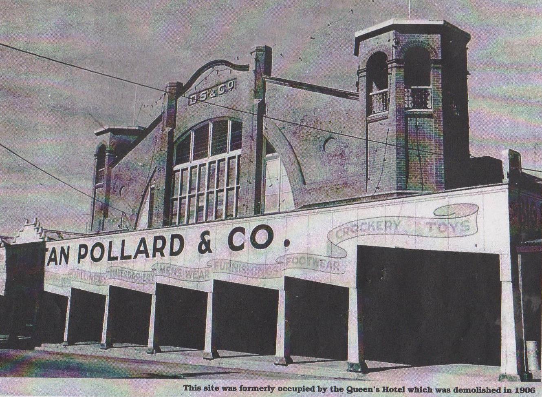 Stan Pollard's store