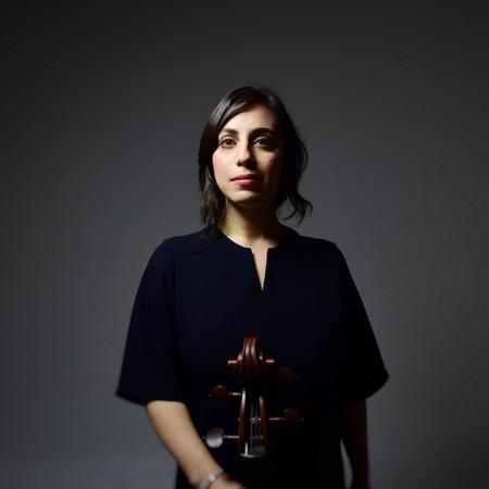 Karen Ouzounian, cello