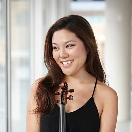 Susie Park, violin