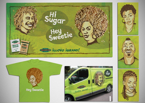 Illovo Sugar Marketing Campaign