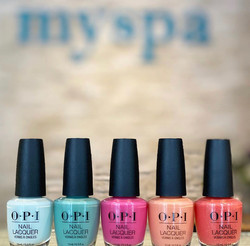 myspa opi mexican collection