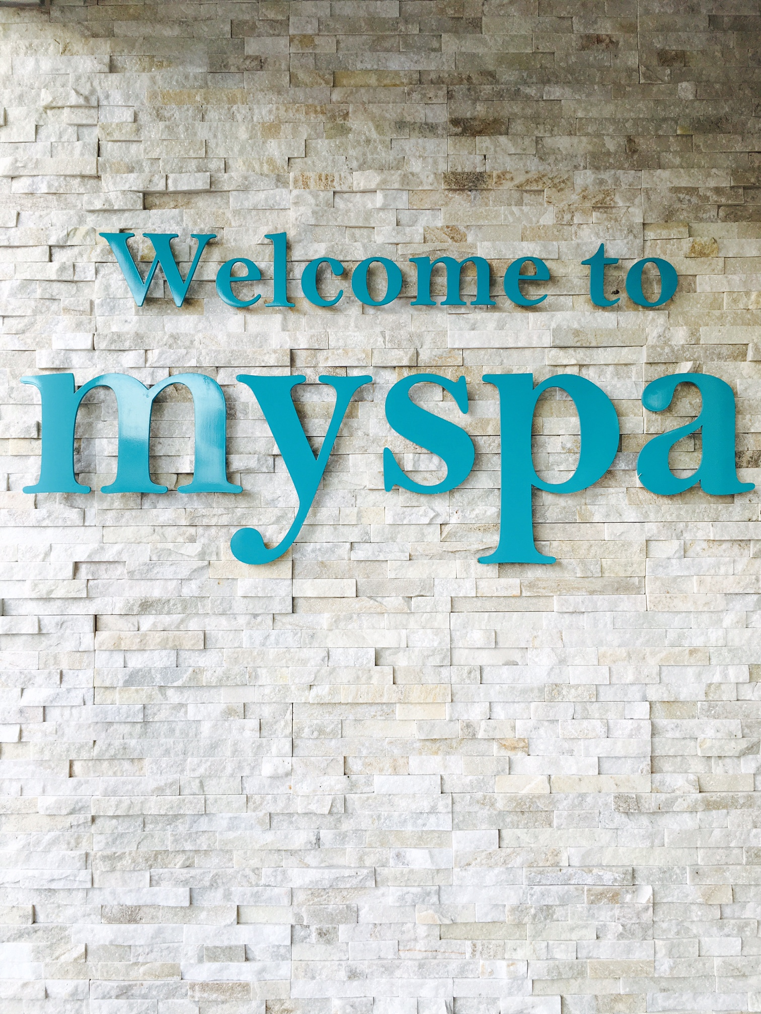 welcome to myspa