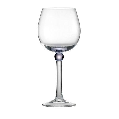 Baloon hvidvinsglas, grå
