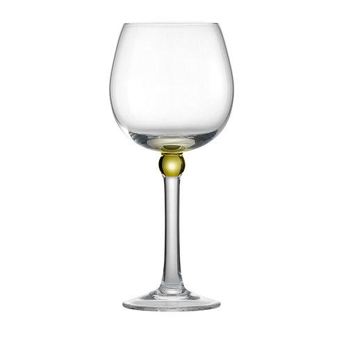 Baloon hvidvinsglas, oliven
