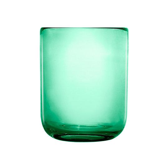 Odin drikkeglas, grøn
