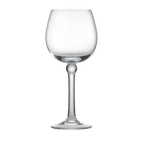 Baloon hvidvinsglas, klar