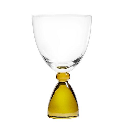 DotCom vinglas, oliven
