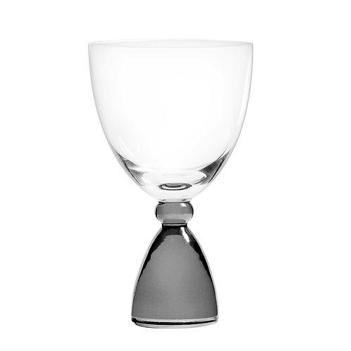DotCom vinglas, grå