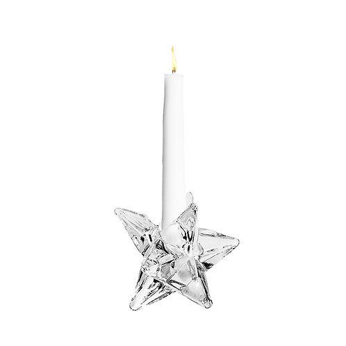 Stjerne lysestage mini, klar