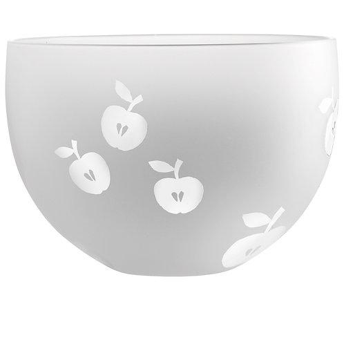 DotCom skål, æbler