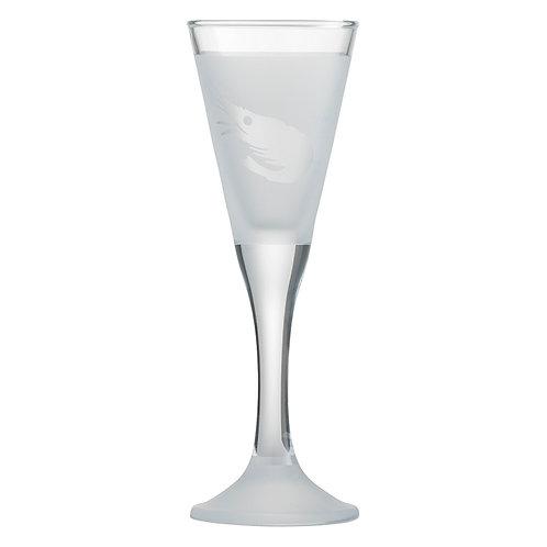 Snapseglas, reje klar