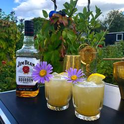 Jim Beam Cocktail Kolonihaven