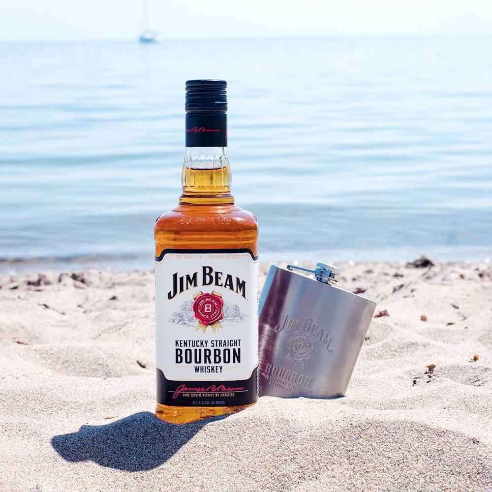 KaufiVang JimBeam strand