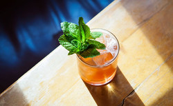 KaufiVang Jimbeam cocktail