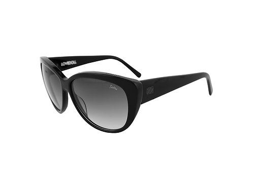 Lovedoll - Black, Grey Lens