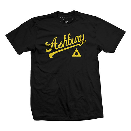 Sctript Tshirt - Black