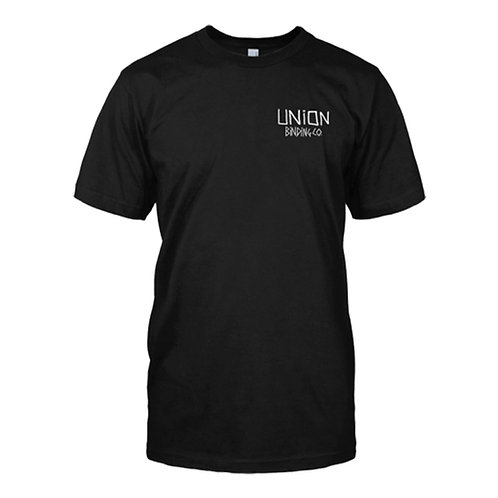 Short Sleeved T-Shirt - Black