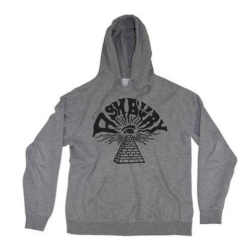 Pyramid Hoodie - Grey
