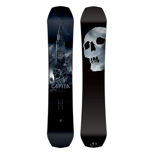 Black Snowboard of Death 2019