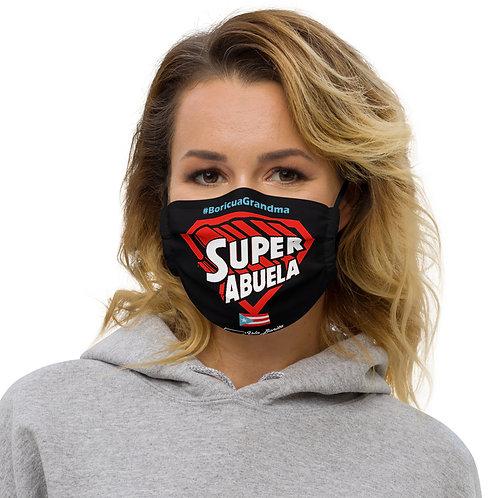 Mascarilla Reusable - Super Abuela