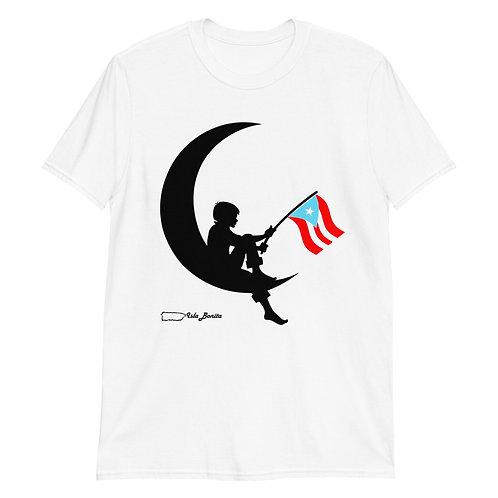 Aunque naciera en la luna - Light Shirt