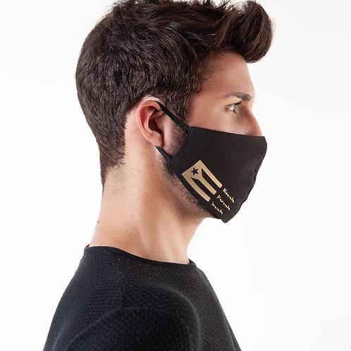 Mascarilla de protección reusable