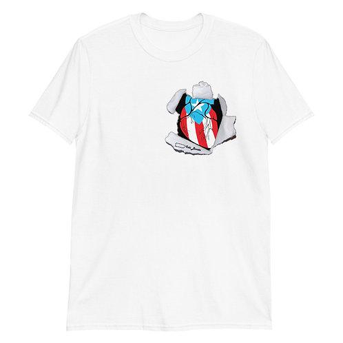Corazón Boricua - Light Shirt