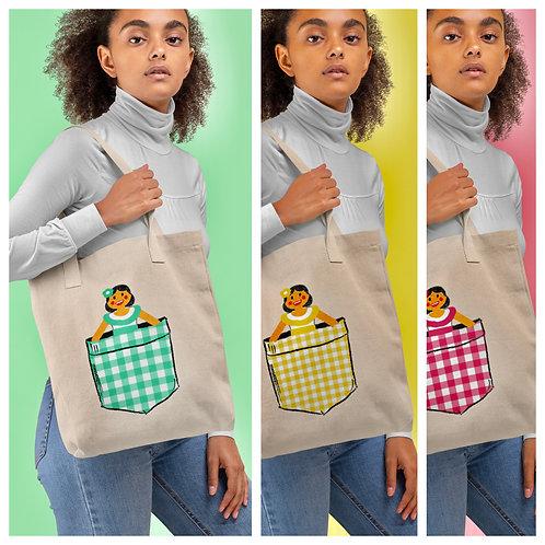 Pocket Jibarita - Tote Bag