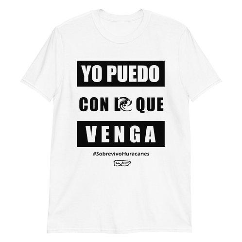 #SobrevivoHuracanes - Light Shirt