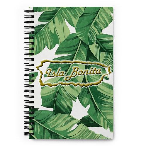 Libreta Isla Bonita - Nature