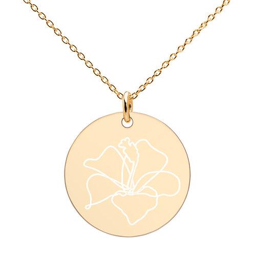 Flor de Maga -  Necklace
