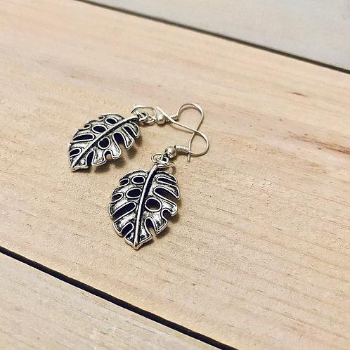 El Yunque Leaves - Earrings