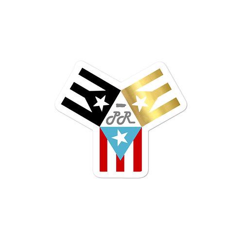 Tres Banderas - Sticker
