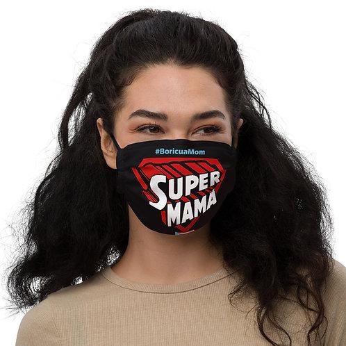 Mascarilla Reusable - Super Mamá