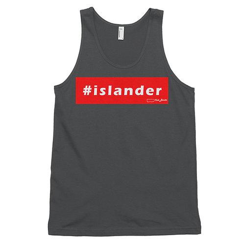 #islander - Uisex Tank Top