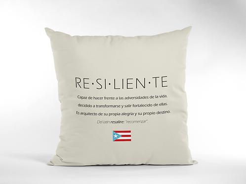 Resiliente - Cojín