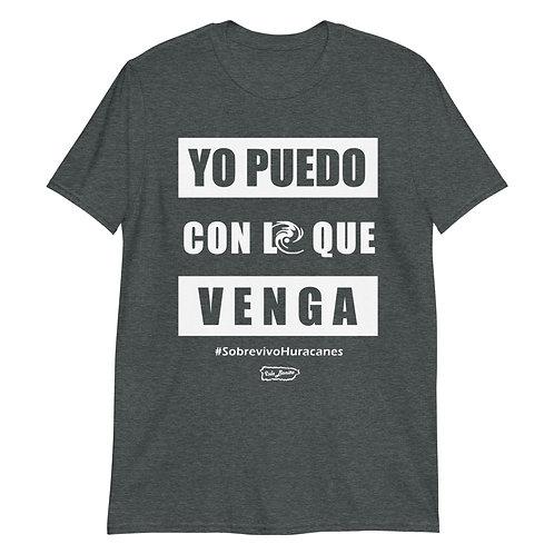#SobrevivoHuracanes - Dark Shirt