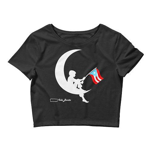 Aunque naciera en la luna - Cropped Top
