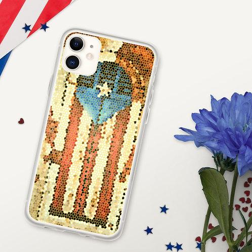 PR Flag - iPhone Case