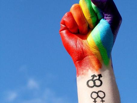 Nuestro logo toma los colores del arcoiris